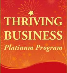 Thriving Business Platinum Program for Women
