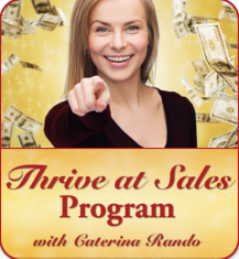 Thrive at Sales