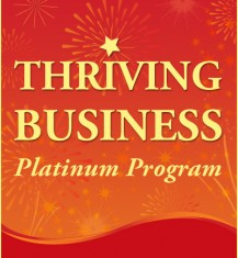 Thriving Business Platinum Program for Women