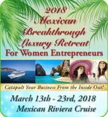 Breakthrough Luxury Retreat Cruise for Women Entrepreneurs