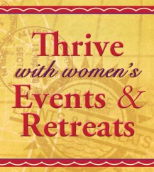 Thrive with Women's Events & Retreats